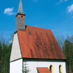 Wallfahrtskirche St. Koloman bei Fridolfing © H. Roth