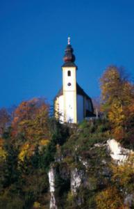 Wallfahrtskirche St. Pankraz © J. Lang