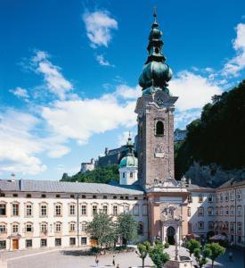 St. Peter in Salzburg © Rinner/Hurler, Verlag St. Peter