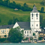 Wallfahrtskirche St. Wolfgang am Wolfgangsee © A. Wintersteller