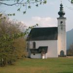 Wallfahrtskirche St. Nikolaus in Torren/Golling © K. Birnbacher
