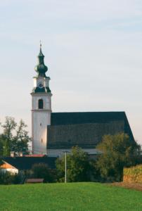 Wallfahrtskirche in Weildorf © H. Roth