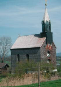 Marienwallfahrtskirche Vachenlueg © K. Birnbacher