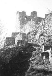 Ruine Wartenfels © Bundesdenkmalamt