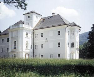 Schloss Weitwörth © Bundesdenkmalamt