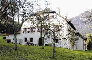 Ansitz Windbichl © Land Salzburg Bildungsmedien
