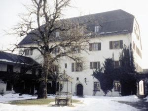 Winklhof Schloss © Bundesdenkmalamt