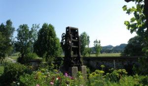 Mühlen am Brunnbach in Thalgau © Franz Fuchs